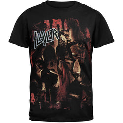 Slayer - Reign In Blood Album Scene T-Shirt