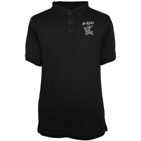 Slash - Top Head Skull Polo Shirt