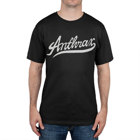 Anthrax - 30th Logo T-Shirt