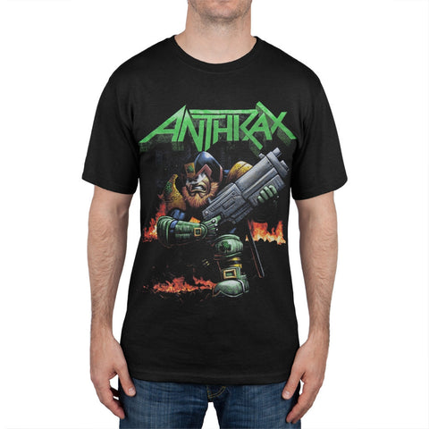 Anthrax - Judge Leprechaun T-Shirt