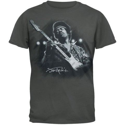 Jimi Hendrix - Monterey Magic Soft T-Shirt
