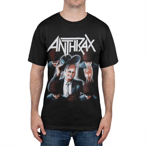 Anthrax - Among the Living World Tour 2011 T-Shirt