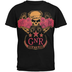 Guns N' Roses - Thorned Skull T-Shirt