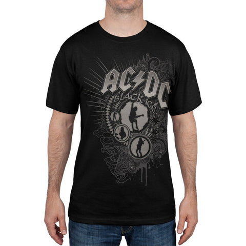 AC/DC - Black Ice Rockin' T-Shirt