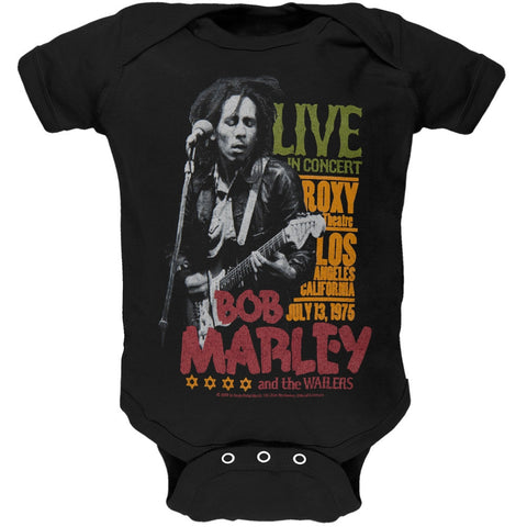 Bob Marley - Roxy Theatre Baby One Piece