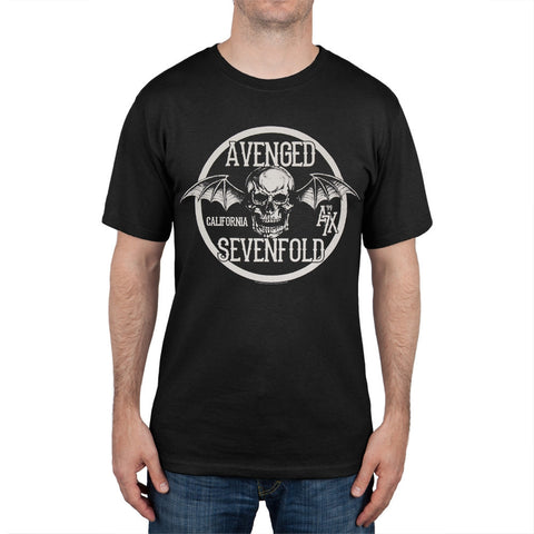 Avenged Sevenfold - California Crest Soft T-Shirt