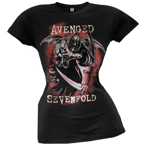 Avenged Sevenfold - Reaper Reach Juniors T-Shirt