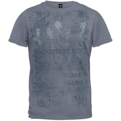 Backstreet Boys - This Is Us 2010 St. Johns Tour Soft T-Shirt