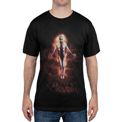 Coheed & Cambria - The End Complete 2009 Tour Soft T-Shirt