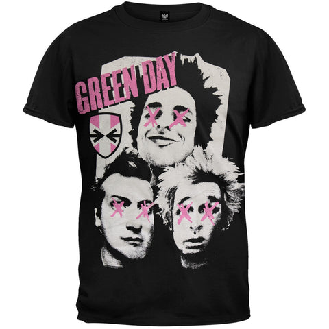 Green Day - Patchwork T-Shirt