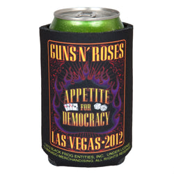 Guns N' Roses - Las Vegas 2012 Tour Can Cooler