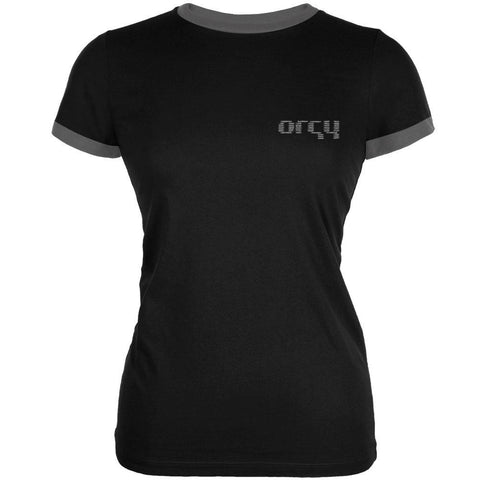 Orgy - Sizzle Juniors T-Shirt