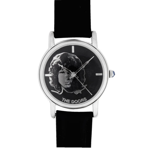 The Doors - Morrison Etched Face Watch