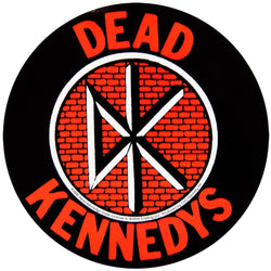 Dead Kennedys - Bricks Logo - Decal