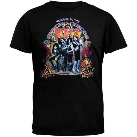Kiss - Four Who Are One T-Shirt