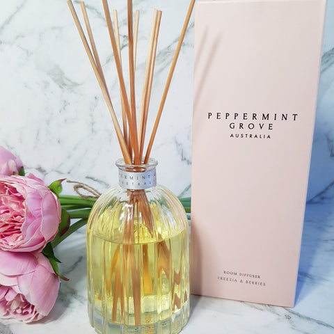 Freesia & Berries diffuser