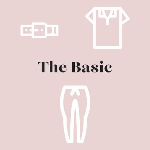 The Basic Combo - One Accessory, One Top and One Bottom for $100