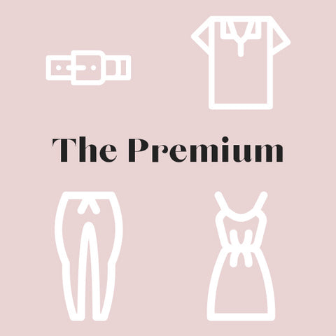 The Premium Bundle - One Accessory, One Top, One bottom and One Dress for $150