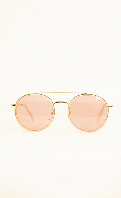 Electra Glasses Pink - Pink Martini Collection