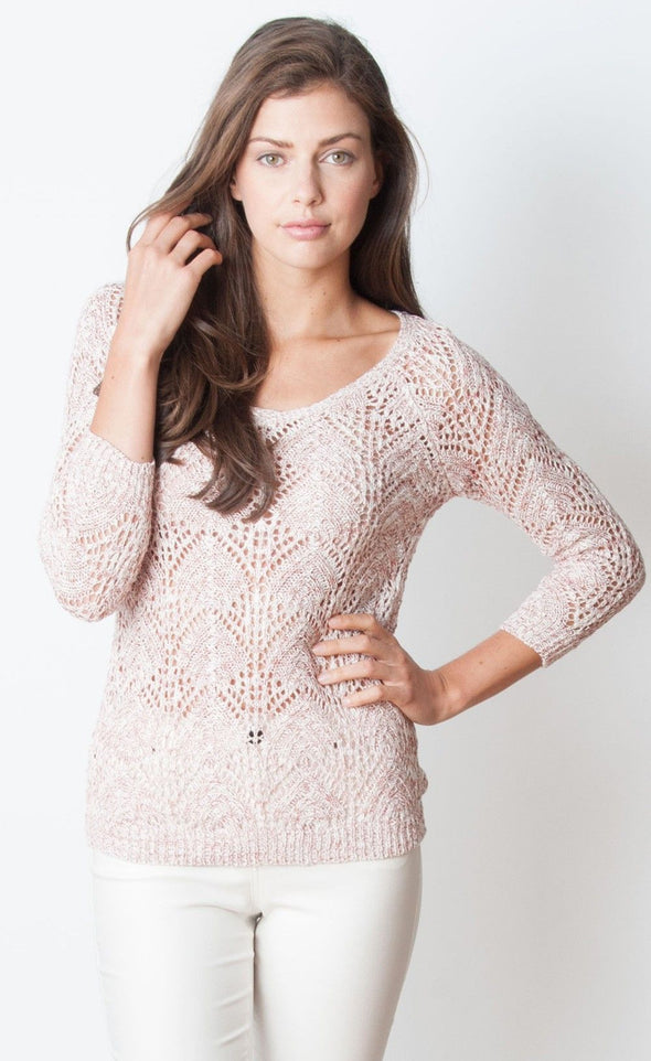 Shannon Sweater - Pink Martini Collection