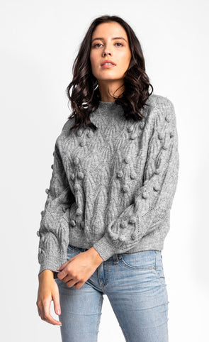 Ball Out Sweater - Pink Martini Collection