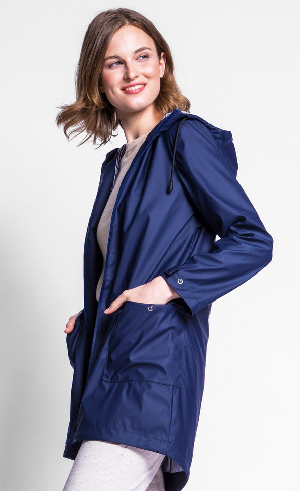 Maleen Rain Jacket - Pink Martini Collection