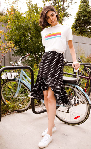 Barcelona Skirt - Pink Martini Collection
