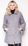 Bombshell Coat - Pink Martini Collection