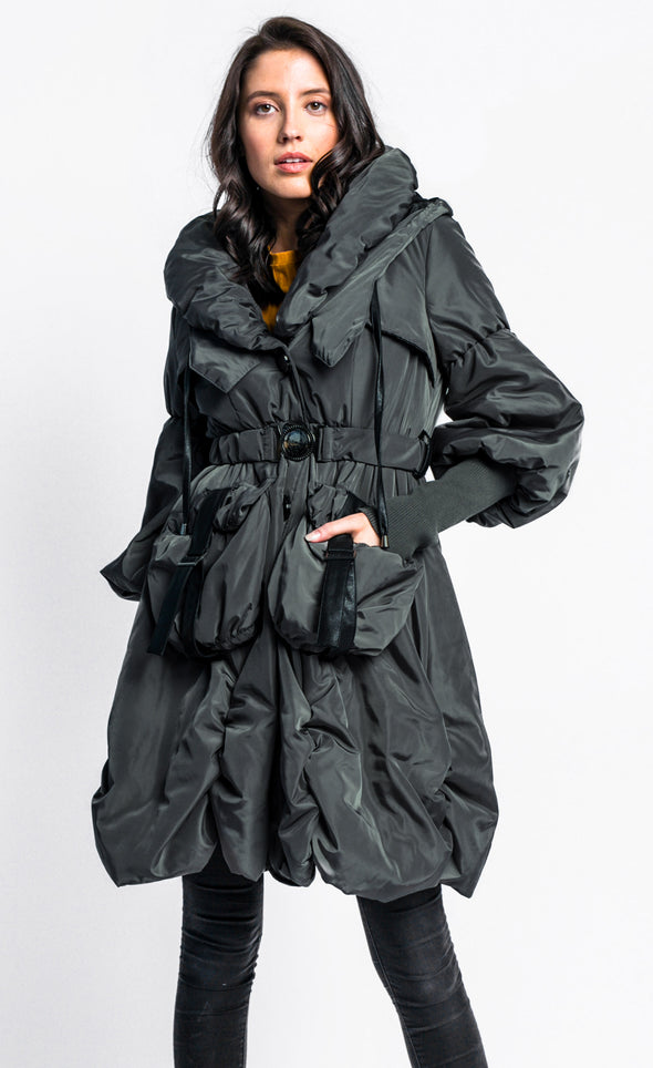 The Abi Coat - Pink Martini Collection