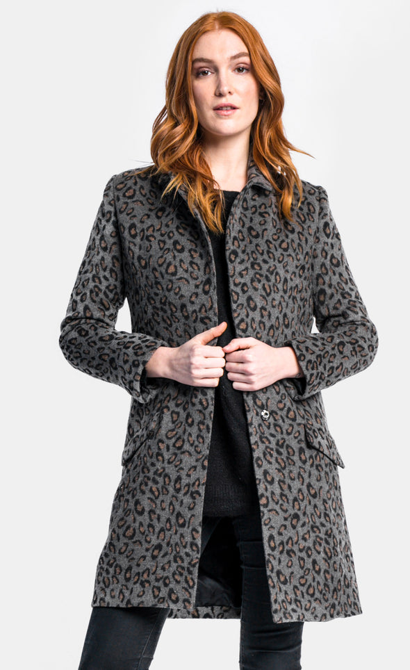 The Hadley Coat - Pink Martini Collection