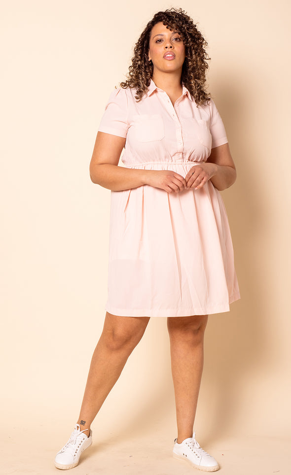 College Dress - Pink Martini Collection