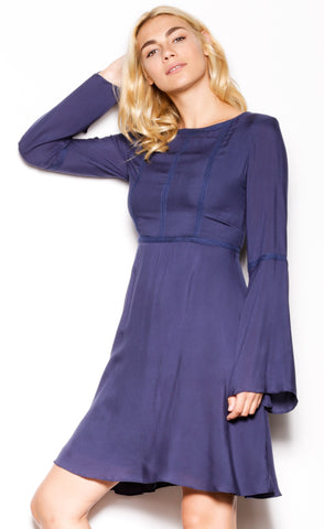 Daenerys Dress Navy