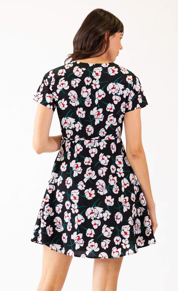 Sweet Attitude Dress Black