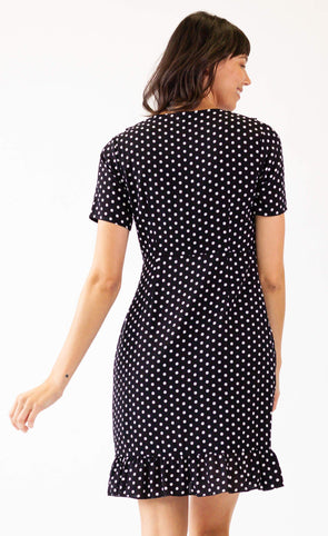 Irresistible Dress Black - Pink Martini Collection