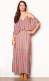 Mad Maxi Dress - Pink Martini Collection