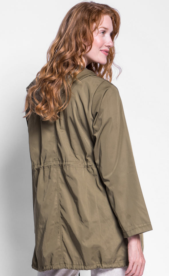 Elsie Rain Jacket - Pink Martini Collection