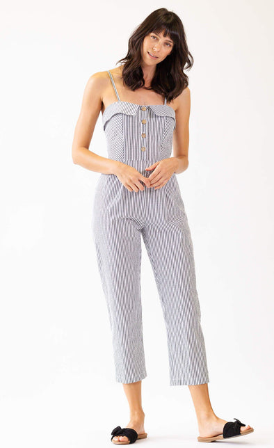 Alejandra Jumpsuit - Pink Martini Collection