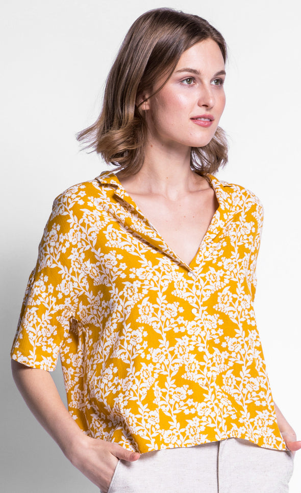 The Florence Top - Pink Martini Collection