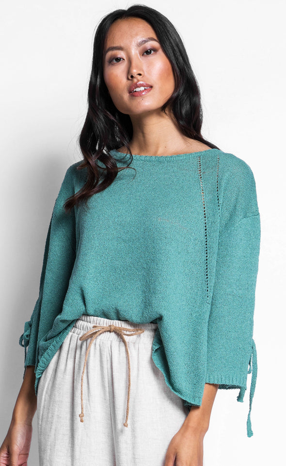 The Jennifer Sweater - Pink Martini Collection