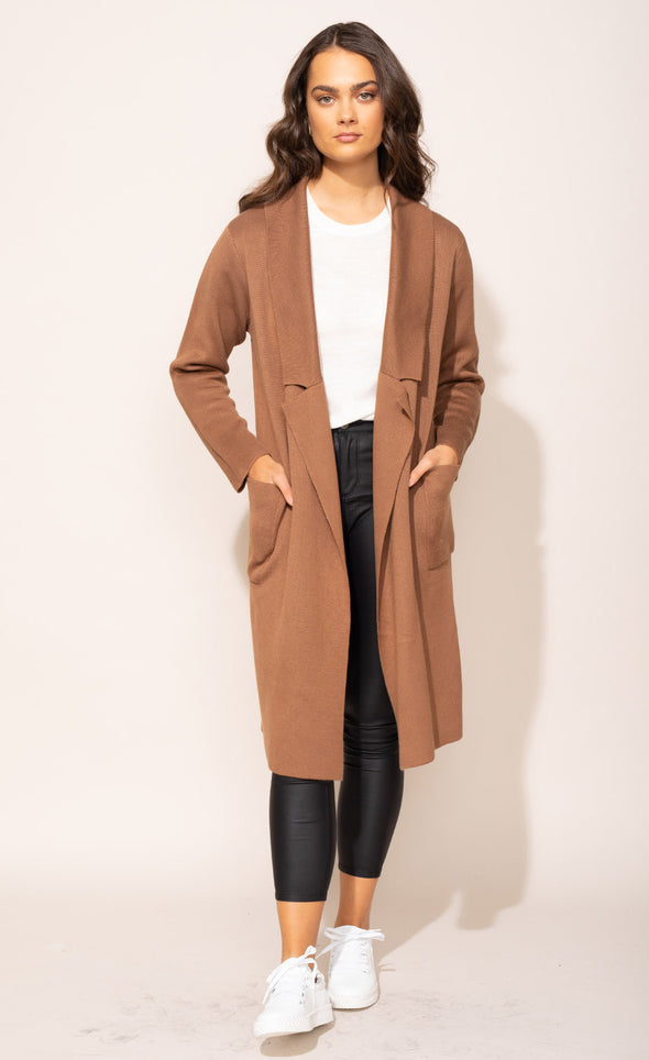The Aria Coat - Pink Martini Collection