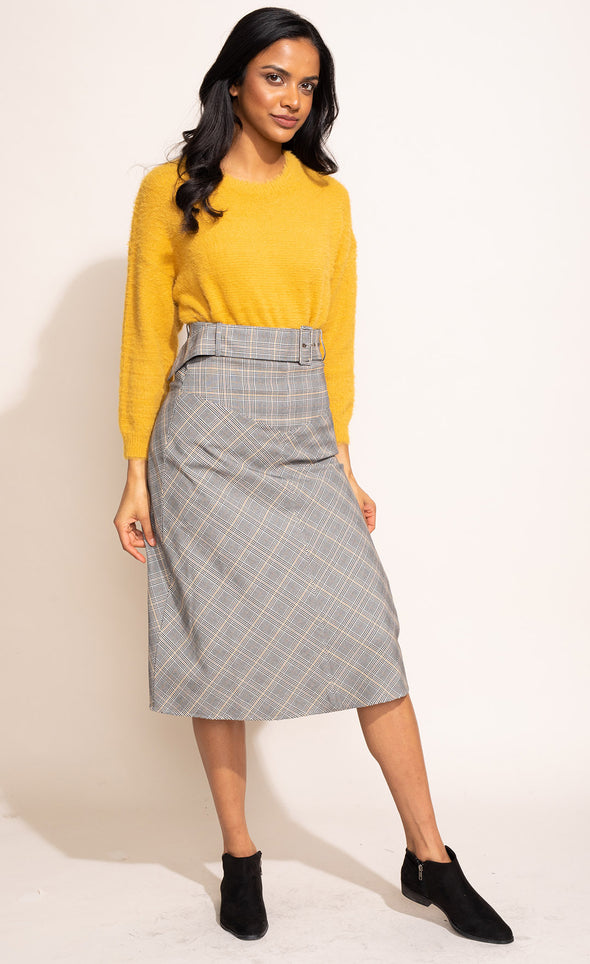 The Eva Skirt - Pink Martini Collection