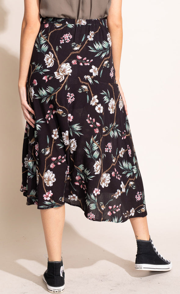 The Jade Skirt - Pink Martini Collection