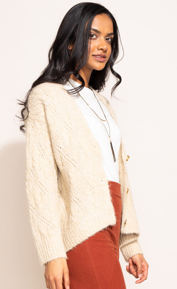The Sadie Cardigan - Pink Martini Collection