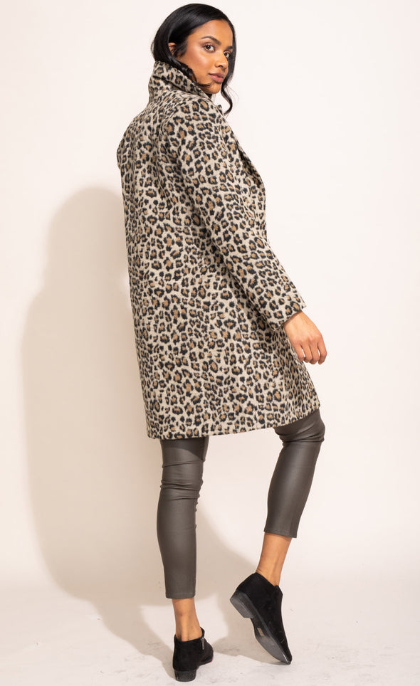 The Leopard Coat - Pink Martini Collection