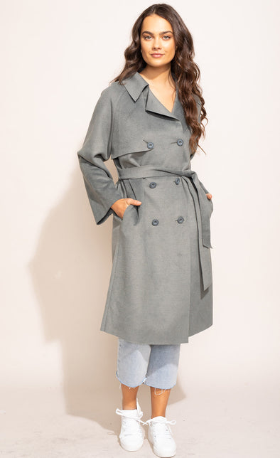 The Eloisa Coat - Pink Martini Collection