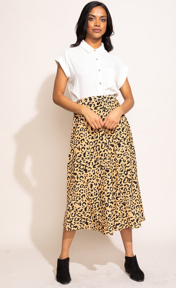 The Alexa Skirt - Pink Martini Collection