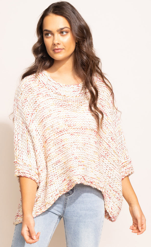 West End Girl Sweater - Pink Martini Collection