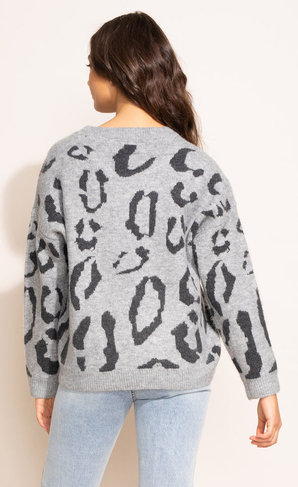 Meow Sweater - Pink Martini Collection