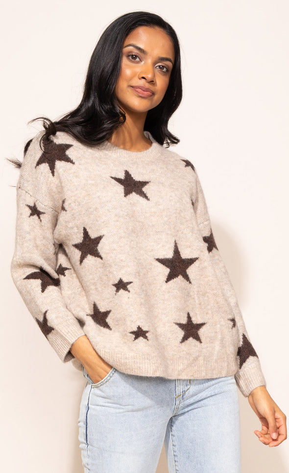 The Beverly Sweater - Pink Martini Collection