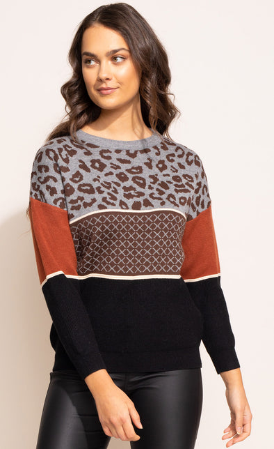 Serenity Sweater - Pink Martini Collection